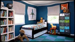 ... Bedroom, Enchanting Cute Boy Rooms Toddler Room Ideas Boy Blue Bedroom  With Bed And Carpet ...