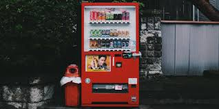 Healthy Vending Machines Pros And Cons Interesting Restaurant Vending Machines Passing Craze Or Here To Stay