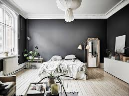 Over to the dark side in a Swedish space (my scandinavian home). Grey Walls  ...