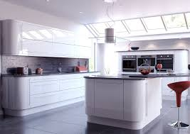 Cabinet High Gloss Lacquer Kitchen Cabinet - Lacquered kitchen cabinets