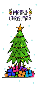 Iphone Stitch Christmas Wallpaper