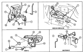 similiar 1998 ford explorer door lock diagram keywords 95 ford f150 door latch diagram image about wiring diagram and