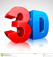 3D Word Symbol Illustration 26051843 - Megapixl