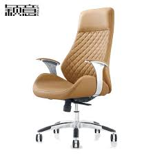 stylish desk chair. Buy Ying Italian Office Furniture Modern Leather Chair Stylish Swivel Boss Sipi In Cheap Price On M.alibaba. Desk
