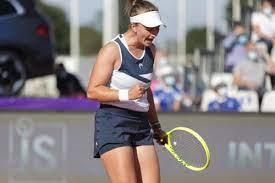 WTA Strasburgo: si ferma in semifinale la corsa di Niemeier. Per il titolo  Krejcikova vs Cirstea