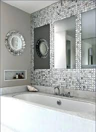 guest bathroom wall decor. Glamorous Bathroom Decor Ideas Decoration  Designs Apartment . Guest Wall