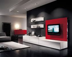 Small Picture Wall Design With Lcd Tv Rift Decorators