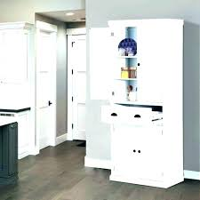 closetmaid cabinet white pantry cabinet kitchen tall wall home depot closetmaid cabinet