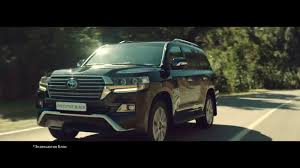 Toyota Land Cruiser 200 Executive Black и Executive White - YouTube