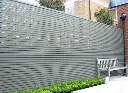 Front Garden Brick Wall Designs New Modern Garden Fence Modern Wall Fence Design Horizontal Fence Panels