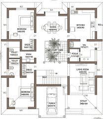 4 bedroom single floor house plans kerala style fresh plan for 4 bedroom house in kerala