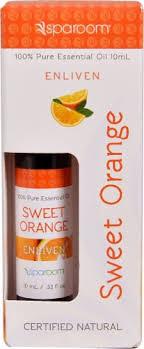 SpaRoom Pure Essential Oil Sweet Orange Enliven ... - Food 4 Less