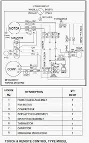 electrical wiring diagrams for air conditioning systems part two Wiring Diagram Of Window Ac c neutral wire will be connected to fan motor and compressor without goes through any switch these connections are made on the wire connector in the back wiring diagram of window air conditioner