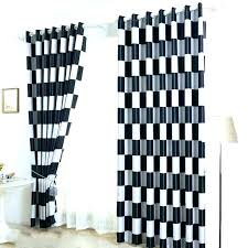 Astounding Black White And Gold Bedroom Curtains Decor Ordinary ...