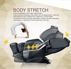 massage chair au. features massage chair au
