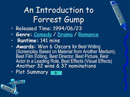 film analysis essay forrest gump << essay writing service film analysis essay forrest gump