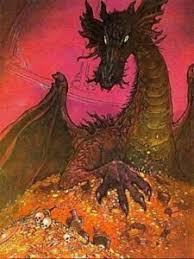 Image result for dragon's hoard