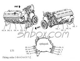 spark plug wiring diagram for 94 chevy 350 wiring diagram 4th gen lt1 f body tech aids