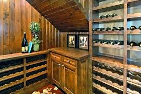 diy wine cellar building of with room images storage racks ideas traditional wood b