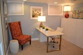 basement office design. Basement Office Design. Image Of: Small Ideas Design