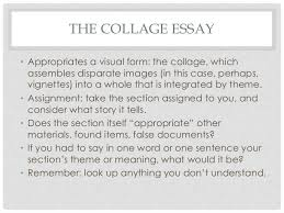 collage essay examples co collage essay examples