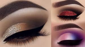 natural prom eye makeup tutorial pilation