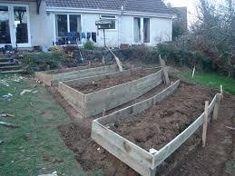 Small Picture cinder block raised bed garden design Margarite gardens