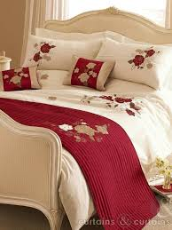 duvet covers 33 lofty design ideas gold bedding and curtains luxurious ivory cream red duvet bedroom