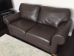 3 Seater Sofa Bed Leather Sofa Bed And 3 Seater Sofa In Staines Upon Thames