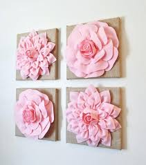 rose wall decor pink burlap wall decor rose gold bathroom wall decor