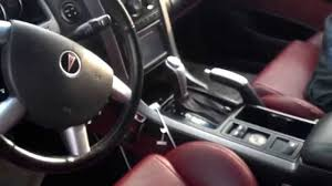 2006 Pontiac GTO 6.0L Review - YouTube
