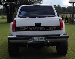 Wheel Offset 1997 Chevrolet K1500 Super Aggressive 3 5 Leveling ...