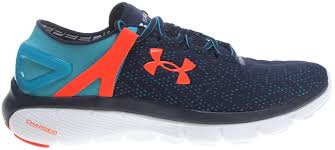 under armour shoes red and blue. under armour speedform fortis shoes photo. blue red and r