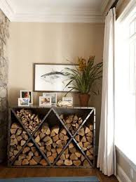 A selection of 20 Stunning Firewood Storage Focal Points & Their Magical  Fireplaces has been curated;
