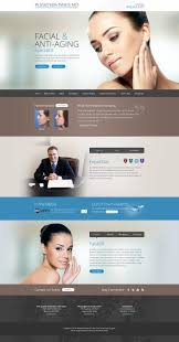 Plastic Surgery Web Design Responsive Cosmetic Medical Plastic Surgery Website