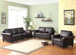 living room color schemes with brown leather furniture brown couch black leather furniture living room ideas