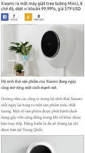 Xiaomi ra mắt máy giặt Mijia có dung tích tối đa 10kg quần áo, có chế độ sấy  khô, giá 8,1 triệu đồng - Page 3 - vozForums