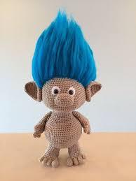 Trolls Crochet Pattern
