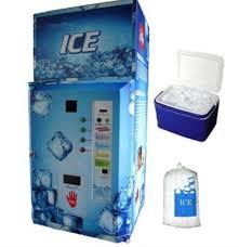 Stand Alone Ice Machine Vending Unique Stand Alone Ice Machine Vending With Sealing Bag 4848 Cm X 4848 Cm X
