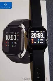 Haylou Smart Watch 2 (LS02) En Ucuz Fiyat ve Özellikleri - Epey