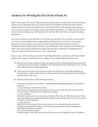 draft essay first draft essay sample