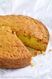 Eggless Vanilla Sponge Cake Sugar Spice By Radhika