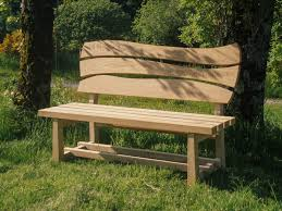 Garden bench and seat pads Wooden Garden Chairs Uk Textilene