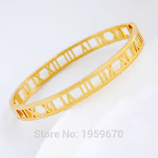 studio steel lighting. top quality men women stainless steel gold couples bracelet delicate hollow roman numerals lover cuff bangle wedding jewelry studio lighting