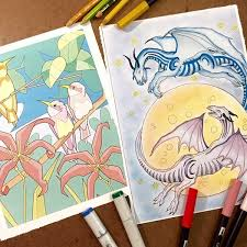 coloring in adults. Contemporary Adults Click Image BLUE STAR COLORING  FACEBOOK Inside Coloring In Adults
