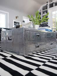 Black Steamer Trunk Coffee Table Metal Chest Coffee Table Lovely Home Design