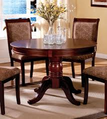 Antique Round Kitchen Table Furniture Of America Cm3224rt St Nicholas Ii Transitional Antique