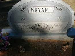 "BRYANT, JOSEPH STERLING ""JOE"" - Cleveland County, Arkansas   JOSEPH  STERLING ""JOE"" BRYANT - Arkansas Gravestone Photos"
