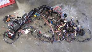 1991 1991 c4 corvette main interior dash wiring harness oem 12116500 Dash Wiring Harness Dash Wiring Harness #4 dash wiring harness ram 2500 diesel 2005