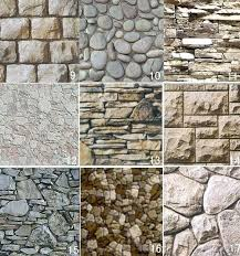 decoration faux stone siding for homes materials colors rock and brick exterior